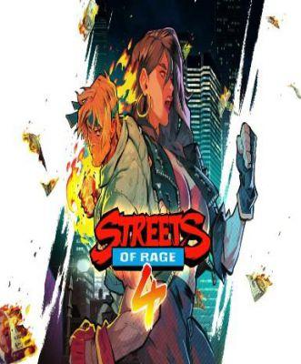 Streets of Rage 4 PC Steam key